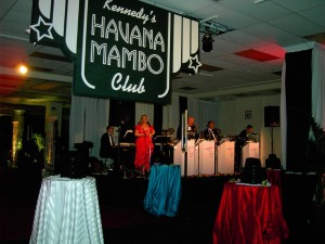 Outback Steak House's Convention - 8 Member Show Band - Latin Mambo Theme